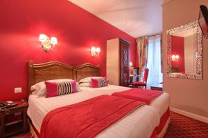 4 nights package - Hotel des Marronniers Paris