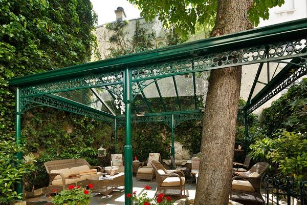 Hôtel des Marronniers Paris Center Official Website St Germain des Prés