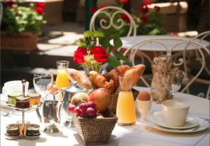 Offre Petit-Déjeuner inclus