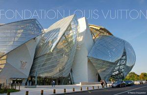 Une véritable expérience parisienne - Fondation Louis Vuitton