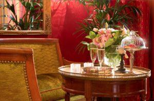 Un Hôtel pour la Saint-Valentin à Paris : l'Hôtel des Marronniers