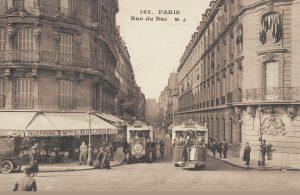 Chambre d'Hôtel Proche Rue du Bac Paris